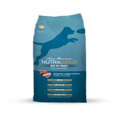 Nutra Gold Grain Free Peixe Branco e Batata Doce 13,6Kg