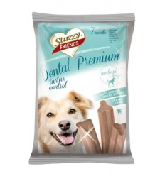 Stuzzy Friends Snacks Medium and Large Dental Premium Sticks