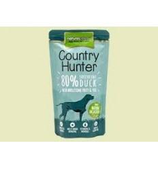 Natures Menu Country Hunter Cão Húmidos c/ Pato Saqueta 150gr