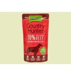 Natures Menu Country Hunter Cão Húmidos c/ Carne Vaca Saqueta 150gr
