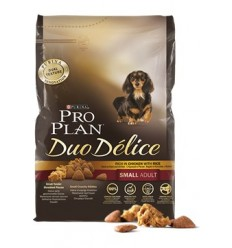 Purina Pro Plan Cão Adult Duo Delice Small Chicken