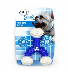 Brinquedo AFP p/ Cão Dental Chicken Wish Bone