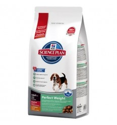 Hill's Science Plan Canine Adult Perfect Weight Medium 2kg