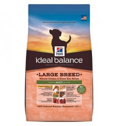 Hill's Ideal Balance Canine Adult Large Breed 12kg (APROX. VALIDADE SET/2017)