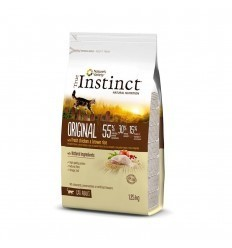 Instinct Dog Original Médium/Maxi Adulto Frango 2kg