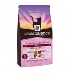 Hill's Ideal Balance Cat Adult 2kg