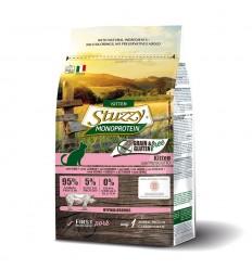 Stuzzy Monoprotein Grain & Gluten Free Gatinho Porco 400 gr