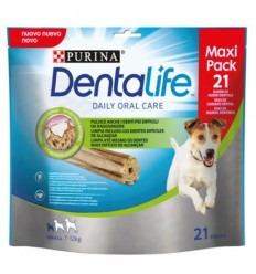 PURINA DentaLife Snacks Small 7-12kg (maxi pack 21 sticks)