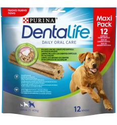PURINA DentaLife Snacks Large 25-40kg (maxi pack 12 sticks)