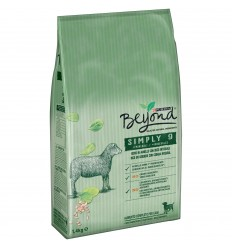 Purina Beyond Simply 9 Cão Borrego 1.4 kg