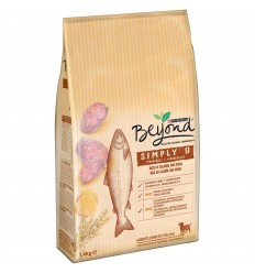 Purina Beyond Simply 9 Cão Borrego 7,5 kg