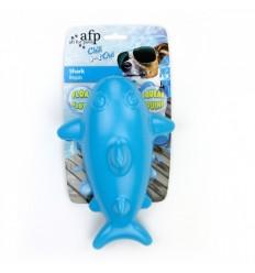 Brinquedo Chill Out p/ Cão Tubarão Flutuante ( 16 cm )
