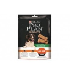 Purina Pro Plan Snacks Biscuit Borrego All Size 400gr