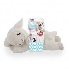 Brinquedo AFP Peluche p/ Cachorros Ovelha Batimentos Cardiacos (38 cm)