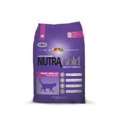 Nutra Gold Finicky Adulto Gato (Sensível) 3 Kg