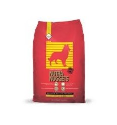 Nutra Nuggets Adulto Lamb Meal & Rice Cão 15 Kg