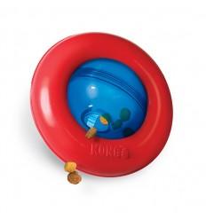 Brinquedo Kong Dispensador Guloseimas Gyro - S (14 cm)