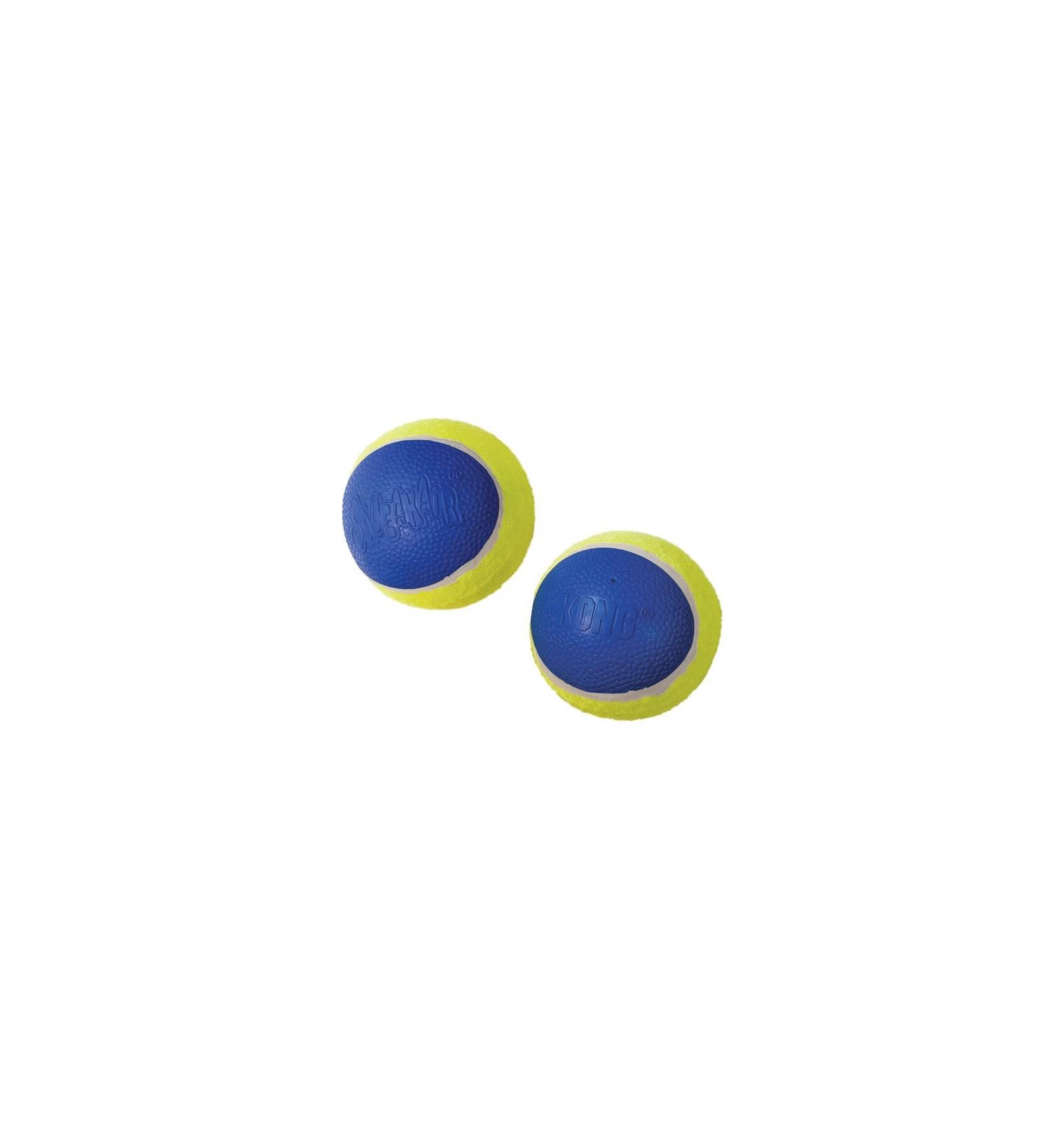 bc13a6fe0de8 Brinquedo Air Kong Bola de Ténis c/ Som Ultra Squeakair - Tamanho M