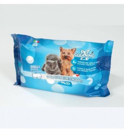 Pet Cleaning Toalhitas de Limpeza Oriental p/ Cão e Gato 40 uni.
