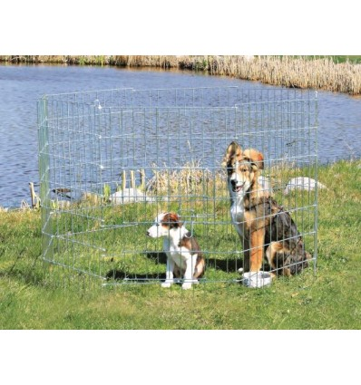 Parque/ Cerca Trixie p/ Cães (154 cm x 91 cm)