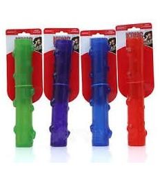 Brinquedo Kong Squeezz Stick - Tamanho L (28 cm)