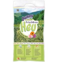 Bunny Nature Feno c/ Flores Alimento p/ Coelhos e Roedores 500gr