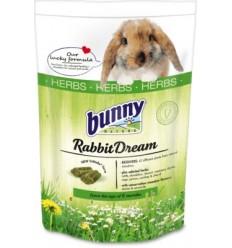 Bunny Nature Alimento Sonho Ervas p/ Coelhos 1.5Kg