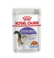 Royal Canin Gatos Sterilised (Jelly), Gatos, Húmidos, Adulto, Alimento