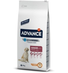 Advance Cão Maxi Sénior 15Kg