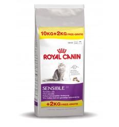 Royal Canin Sensible 33, Gato, Seco, Adulto, Alimento/Ração