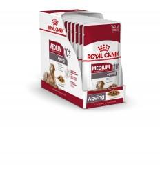Royal Canin Medium Ageing 10+, Cão, Húmidos, Adulto, Alimento