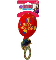 Brinquedo Kong Birthday Occasions Ball - Tamanho M