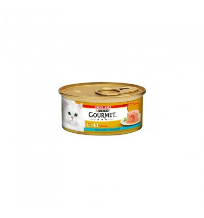 Purina Gourmet Gold Fondant de Atum - 85gr