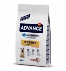 Advance Cão Mini Sensitive Salmão e Arroz