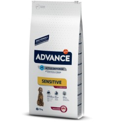 Advance Cão Sensitive Borrego e Arroz