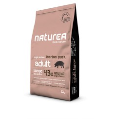 Naturea Naturals Adult Large Breed Iberian Pork