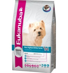 Eukanuba West Highland White Terrier 2.5Kg
