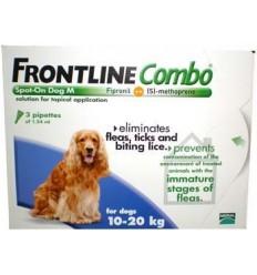 Frontline Combo Cão - dos 10 aos 20kg