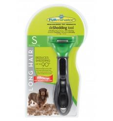 Furminator Escova Cães Raça Pequena Pêlo Longo ( + 5cm) - S