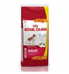 Royal Canin Medium Adult 15 +3 Kg OFERTA