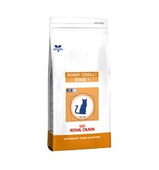 Royal Canin Feline Senior Consult Stage 1 Seco 10Kg
