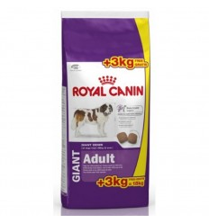 Royal Canin Giant Adult 15 + 3kg Oferta