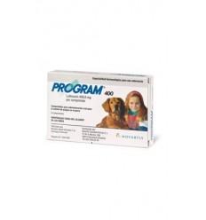 PROGRAM 409,8 dos 20kg aos 80kg - 6 comprimidos