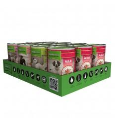 Natures Menu Cão Húmidos Multipack Latas 12 x 400g