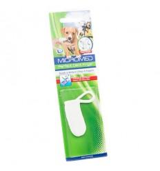 Dedal de Microfibras para a Higiene Oral