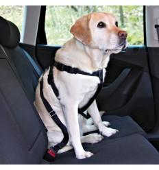 Cinto de Segurança e Peitoral Trixie p/ Cães - Tamanho XL (80-110 cm)