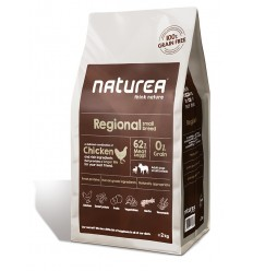 Naturea Regional Small Breed (Chicken sem Cereais)