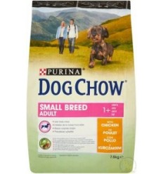 Purina Dog Chow Small Breed Adult Frango 2,5Kg