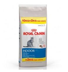 Royal Canin Indoor 10kg + 2Kg OFERTA