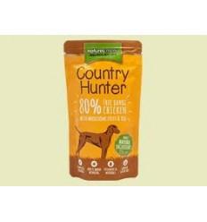 Natures Menu Country Hunter Cão Húmidos c/ Frango Saqueta 150gr